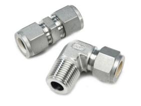 Duolok Instrumentation Tube Fittings